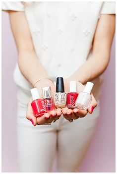 5 Classic Nail Polish Colors