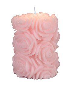 "Volcanica Enliven Small Pillar Candle -3"" x 4"" Volcanica Candles http://www.amazon.com/dp/B008ZNCLZQ/ref=cm_sw_r_pi_dp_mwaHvb1K1R19J"