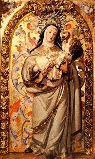 Dia a Dia Franciscano.: Santa franciscana do dia -  09/05 - Santa Catarina...