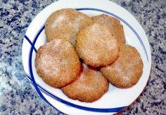 Galletas de avena y naranja Snack Recipes, Snacks, Potatoes, Chips, Vegetables, Food, Oat Cookies, Appetizers, Sweets