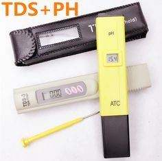 Digital PH Meter And TDS  Filter Pen //Price: $46.92 & FREE Shipping //     #petworld #dog #puppy #pet