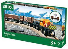Brio Boxcar Train Brio…
