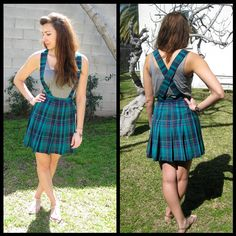 Bring out your inner School Girl! Pinafore Dress, Skater Skirt, Bring It On, Lady, School, Skirts, Dresses, Fashion, Apron