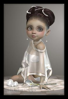 Anitram Graphics: Lilly Pearl...2015 Cartoon Girl Images, Girl Cartoon, Beautiful Fairies, Beautiful Dolls, Reborn Toddler Dolls, Fairy Pictures, Cute Fairy, Glitter Girl, Costumes
