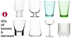 20% Off Finnish Design by Iittala: Barware, Dinnerware, Cutlery, Home Accessories, and More.... http://www.unicahome.com/c370/iittala-hackman-rorstrand.html