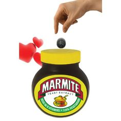 Large Marmite Money Saving Jar - you either love it or hate it!