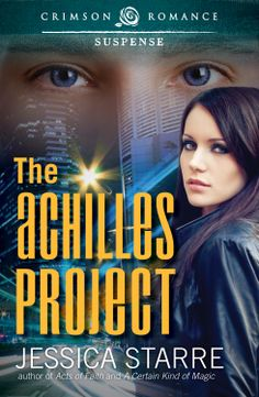LOVED writing this romantic suspense, although I changed the ending about ninety times.