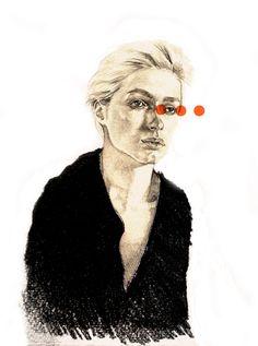 Illustrations by David de las Heras - ART FUCKS ME