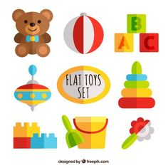 More than a million free vectors, PSD, photos and free icons. Exclusive freebies and all graphic resources that you need for your projects Board Decoration, Pictogram, Toy Store, Classroom Decor, Diy Clothes, Baby Toys, Vector Free, Clip Art, Concept