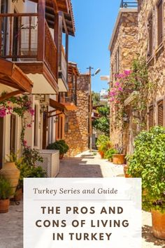 If you are thinking of living in Turkey, it is a wise decision. To find proof, look at thousands of expats living in small communities across the Aegean and Mediterranean coasts, and enormous cities like Istanbul and Izmir. Travel Guides, Travel Tips, Turkey Country, Istanbul Airport, All Continents, Destinations, Cappadocia Turkey, Work Abroad, Turkey Travel