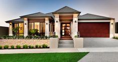 Modern small homes exterior designs ideas.