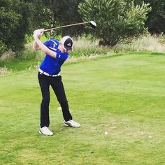 Falkirk GC junior Ryder Cup. David is team Europe stuart in USA. #falkirkgc #juniorrydercup #rydercup