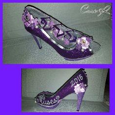 Signa Sigma Sigma Muses Shoe