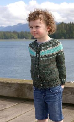 How to knit Fair Isle patterns
