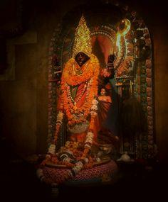 Shiva Art, Ganesha Art, Durga Maa, Shiva Shakti, Mother Kali, Kali Mata, Shiva Statue, Buddha Meditation, Pooja Rooms