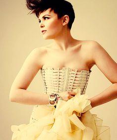 Ginnifer Goodwin. Love this actress!