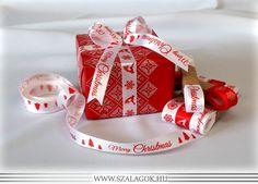 Szalag nyomtatás - karácsony - Texi-Q Kft.
