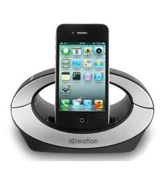 iCreation Bluetooth Handset with Dock