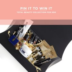 Total Beauty Collection for HSN Beauty Shop, My Beauty, Beauty Secrets, Health And Beauty, Beauty Makeup, Beauty Hacks, Hair Beauty, Free Sweepstakes, Diy Projects To Try