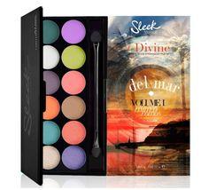 Sleek I-Divine Oogschaduw Palet Del Mar