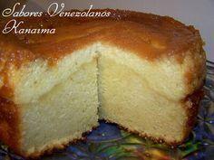 Sabores Venezolanos: Torta-quesillo