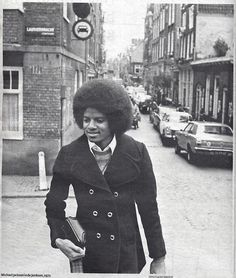 Michael Jackson in Amsterdam by Claude Vanheye The Jackson Five, Jackson Family, Janet Jackson, Photos Du, Old Photos, Donald Trump, Young Gifted And Black, Photos Of Michael Jackson, Bae