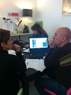 Riunione di lavoro tra Roma, Parma e Piacenza. Febbraio 2014