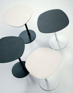 LIVING SIDE TABLE FOR COUCH OR EASY CHAIR Bloomy By Moroso   Hub Furniture Lighting Living