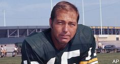 Bart Starr, Quarterback for the Green Bay Packers