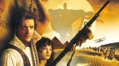 The Mummy is a 1999 adventure film starring Brendan Fraser and Rachel Weisz , really good special effects. Rachel Weisz, Jonathan Hyde, Streaming Vf, Streaming Movies, Brendan Fraser The Mummy, Mummy Movie, Adventure Film, Great Movies, Movies