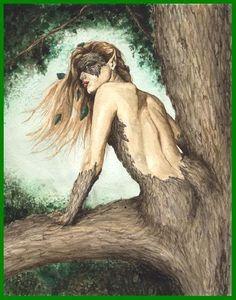 tree spirits - Google Search