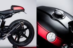 Red Line - Tank Machine BMW R9T ~ Return of the Cafe Racers
