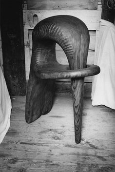 Pottery Sculpture, Wood Sculpture, Wharton Esherick, Redwood Burl, Morning Wood, Vide Poche, Abstract Sculpture, Wood Art, Sculpting