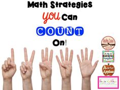 Math Strategies You Can COUNT On!