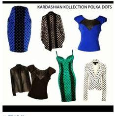 Love polka dots for fall and winter! Kardashian Kollection, Kardashian Style, Kardashian Clothing, Classy Outfits, Tankini, Sexy Women, Polka Dots, Fashion Outfits, Summer Dresses