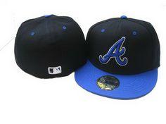 Atlanta Braves New era 59fifty hat (77) , for sale  $4.9 - www.hatsmalls.com