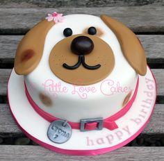 1825 Best Dog Cakes Images Dog Cookies Decorating Cakes Fondant Dog