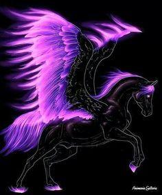 pegasus and unicorn - Google Search                                                                                                                                                     More