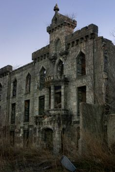 Renwick Smallpox Hospital Located in Manhattan, NY US      Also Known As:The Maternity and Charity Hospital Training School, The Renwick Ruin     Location Genre:Sanatorium / Isolation Hospital, Educational Facility      Built:1854     Opened:1856     Age:160 years     Closed:1950     Demo / Renovated:N/A     Decaying for:64 years     Last Known Status:Preserved