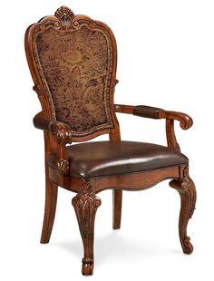 Upholstered Back Arm Chair Alexandria, VA, Forestville, Laurel, Rockville, MD, & DC Furniture Store - Marlo Furniture