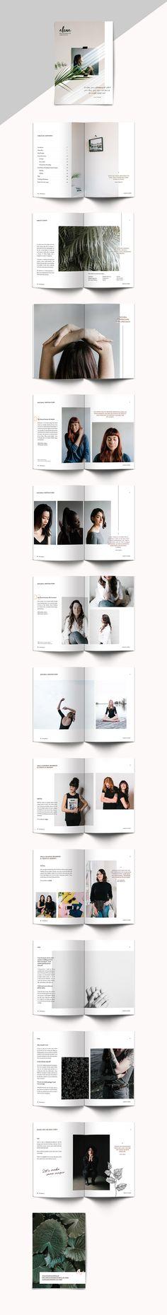 Alexa Mazzarello Photography Studio Inquiry Magazine | www.alicia-carvalho.com