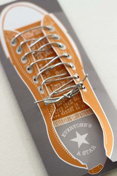 157ffa2137e608 BEST invitation ever - The Monster s Birthday- Sneakerpalooza! Creative  Invitation Design