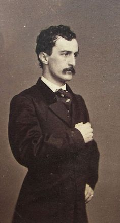 John Wilkes Booth was a rather famous actor at his time, but from 1865 to today, he was/is much more commonly known as the assassin of the American president Abraham Lincoln