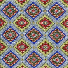 This fabric is great for quilting, sewing, and crafts. There is a link on the blue header below our logo. Timeless Treasures Fabric, Blue Quilts, Bohemian Rug, Rugs, Sewing, Diamond, Floral, Crafts, Headscarves