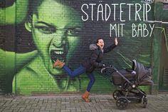 Babys erster Städtetrip Ich berichte über unsere erste  Städtereise mit Baby. Wie alles - von der Stadtbesichtigung bis zum Wohnen im Hotel - geklappt hat. Und gebe Tipps, worauf ich beim nächsten #Städtetrip mit Baby achten werde. #ReisenmitBaby #Reisetipps #Reisen #ReisenmitKindern