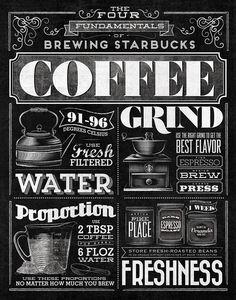 PAGE Online - Typo-Malerei für Starbucks
