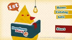 DecoSama Diary Vol.1