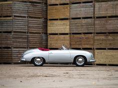 1955 Porsche 356 Pre-A Speedster by Reutter