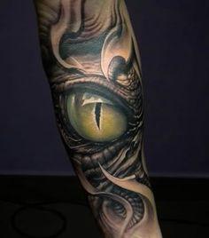 nice biomechanical eye tattoo ideas - http://tattooswall.com/nice-biomechanical-eye-tattoo-ideas.html #biomech tattoos, biomechanical, eye, ideas, nice, tattoo