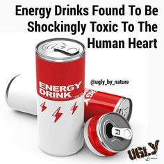 "It seems like everywhere you look you can see energy drinks or ads for them - the market has exploded even just in the last ten years - and today more than 500 different energy drinks are on the market. But did you know those drinks just might kill you?  A new study shows that drinking 32 ounces daily can cause terrible damage to your cardiovascular system - including causing death.  However because most of these products are advertised as ""supplements"" rather than as ""beverages"" they aren't…"